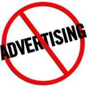 تبلیغات ممنوع
