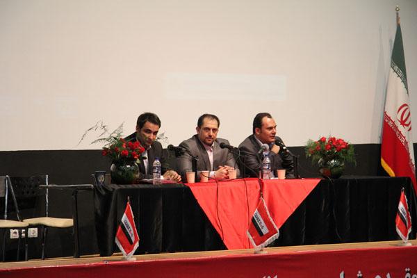 پنل پرسش و پاسخ: امیر بختایی، دكتر شفیعی، مجتبی محمدیان